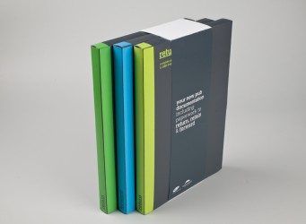 PVC Presentation folders for document storage