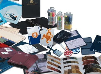 presentation folder materials