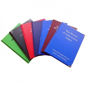 Record of Achievement Folders 2